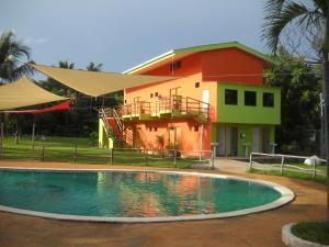 Lo Nuestro Resort, Hotely  El Sunzal - big - 1