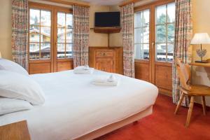 Hotel Montpelier, Hotely  Verbier - big - 26