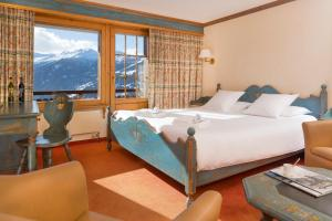Hotel Montpelier, Hotely  Verbier - big - 30