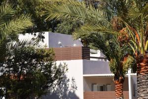 Ktima Grammeno Beachside Villa, Vily  Kountoura Selino - big - 49