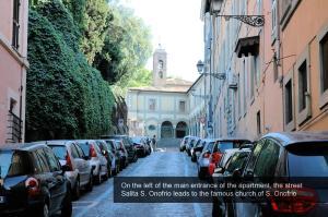 Apartment Sant'Onofrio, Apartments  Rome - big - 39