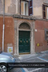 Apartment Sant'Onofrio, Apartments  Rome - big - 37