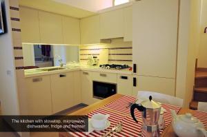 Apartment Sant'Onofrio, Apartments  Rome - big - 29