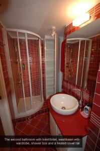 Apartment Sant'Onofrio, Apartments  Rome - big - 23