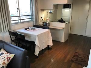 Kelly Business Hotel, Apartmány  Tokio - big - 14