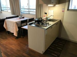 Kelly Business Hotel, Apartmány  Tokio - big - 40
