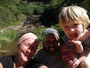 Cool Mount Guest, Alloggi in famiglia  Nuwara Eliya - big - 4