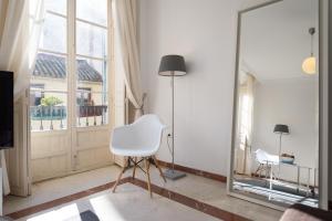 Ahro Suites, Апартаменты  Малага - big - 8