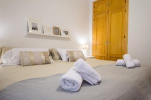 Ahro Suites, Апартаменты  Малага - big - 9