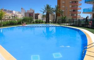 Apartamento Borumbot 26, Apartments  Calpe - big - 1