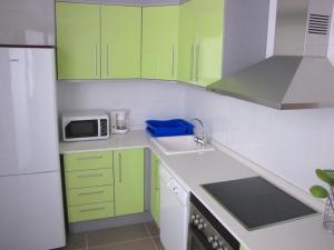 Apartamento Borumbot 26, Apartments  Calpe - big - 5
