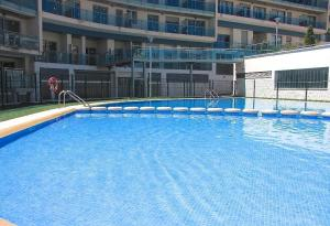 Apartamento Borumbot 26, Apartments  Calpe - big - 13