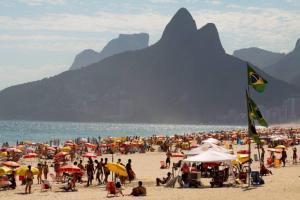 Melhor opção a 70 metros da praia Ipanema