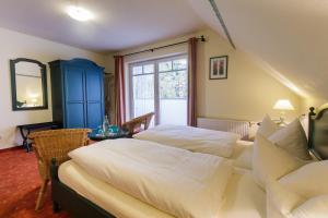 Kurhaus Devin, Hotely  Stralsund - big - 28