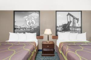 Super 8 by Wyndham Oklahoma City, Hotely  Oklahoma City - big - 6