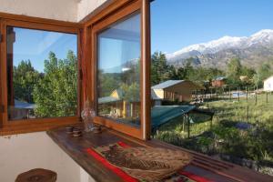 Las Espuelas Casas de Montaña, Chaty v prírode  Potrerillos - big - 28