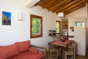 Las Espuelas Casas de Montaña, Chaty v prírode  Potrerillos - big - 27