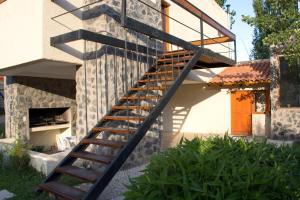 Las Espuelas Casas de Montaña, Chaty v prírode  Potrerillos - big - 26