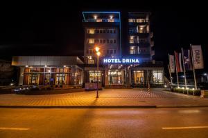 Drina Hotel, Szállodák  Bijeljina - big - 30