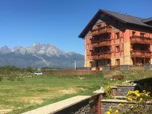 Tatra Resort Apartments, Ferienwohnungen  Veľká Lomnica - big - 38