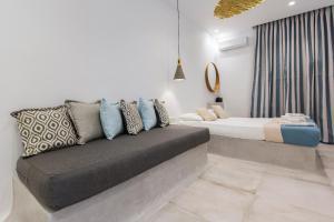 Korali Palace Hotel, Апарт-отели  Наксос - big - 51