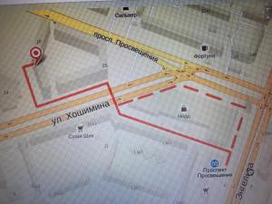 Yes Nord-City, Apartmanhotelek  Szentpétervár - big - 12