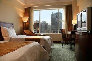 Ningbo Portman Plaza Hotel, Hotely  Ningbo - big - 11