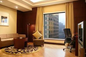 Ningbo Portman Plaza Hotel, Hotely  Ningbo - big - 2
