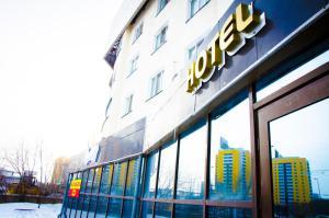 Отель Инжу на Бараева 9