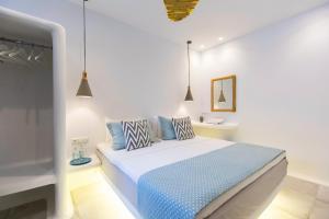 Korali Palace Hotel, Aparthotels  Naxos Chora - big - 41