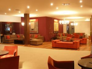 Los Pinos Resort & Spa Termal All Inclusive, Rezorty  Termas de Río Hondo - big - 22