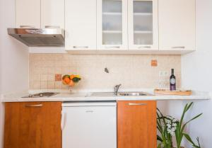 Apartments Grbic, Апартаменты  Млини - big - 19
