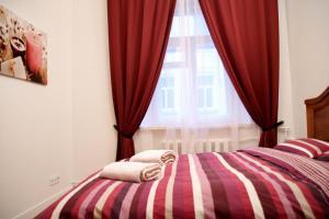 One bedroom Labdariu, Apartmány  Vilnius - big - 23