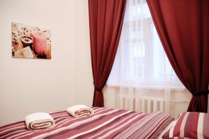 One bedroom Labdariu, Apartmanok  Vilnius - big - 24
