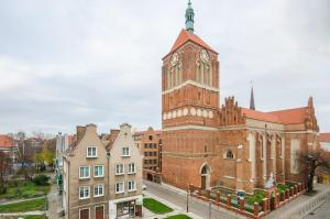 Old Town by Welcome Apartment, Apartmány  Gdaňsk - big - 205