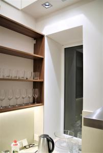 One bedroom Labdariu, Ferienwohnungen  Vilnius - big - 26