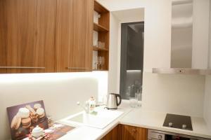One bedroom Labdariu, Apartmanok  Vilnius - big - 30