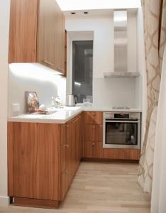 One bedroom Labdariu, Apartmanok  Vilnius - big - 32