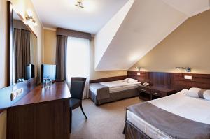 Hotel Piaskowy, Отели  Пщина - big - 7