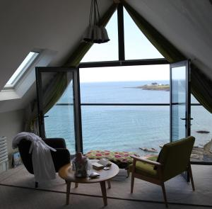 Pebble House, Bed and Breakfasts  Mevagissey - big - 3