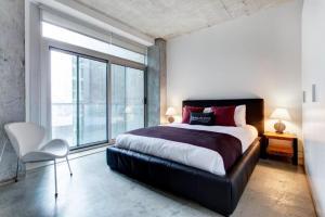 Loft4u Apartments by CorporateStays, Ferienwohnungen  Montréal - big - 32