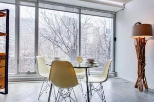 Loft4u Apartments by CorporateStays, Ferienwohnungen  Montréal - big - 11
