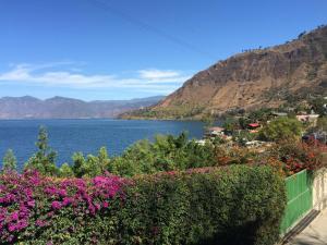 Villas de Atitlan, Комплексы для отдыха с коттеджами/бунгало  Серро-де-Оро - big - 106