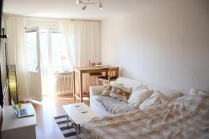 Apartmán Beautiful Studio Apartment Visby Švédsko