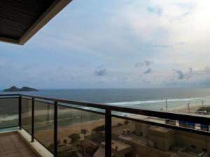 LinkHouse Beachfront Apart Hotel, Apartmanok  Rio de Janeiro - big - 61