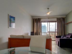 LinkHouse Beachfront Apart Hotel, Apartmanok  Rio de Janeiro - big - 63