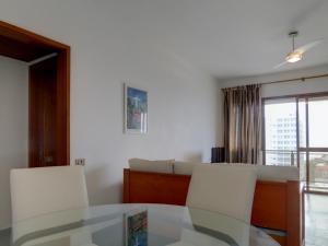 LinkHouse Beachfront Apart Hotel, Apartmanok  Rio de Janeiro - big - 64