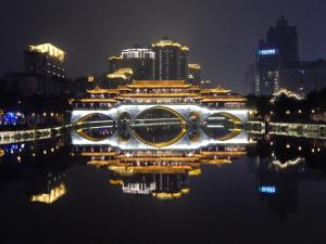 Western Royal Palace Hotel, Hotely  Chengdu - big - 23