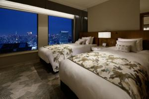"New Club Floor ""Premier Grand"" Suite Twin Room with free access to Lounge"