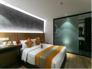 OYO 292 Stella Hotel, Hotel  Johor Bahru - big - 21